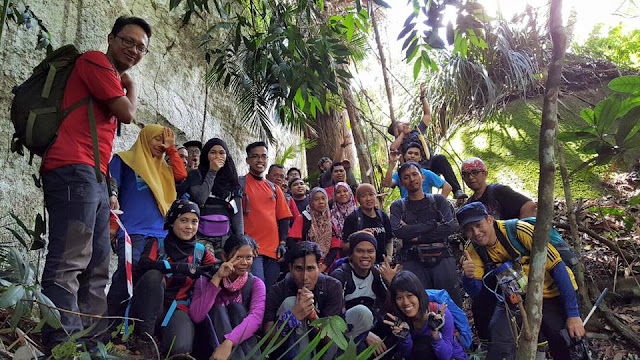 Hiking: Trip Gunung Jono by OGKL