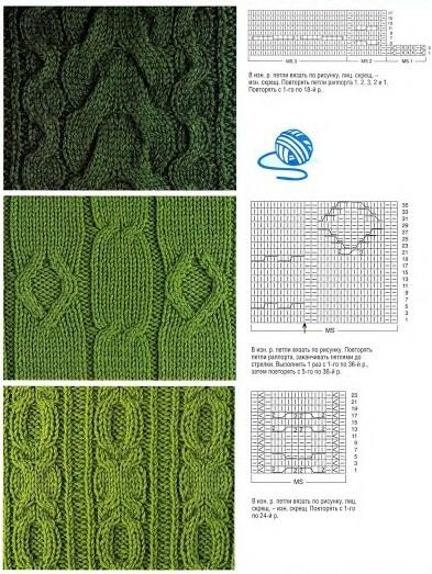 e946df44e5fb Victoria - Handmade Creations   Σχέδια για χειμωνιάτικα πλεκτά ...