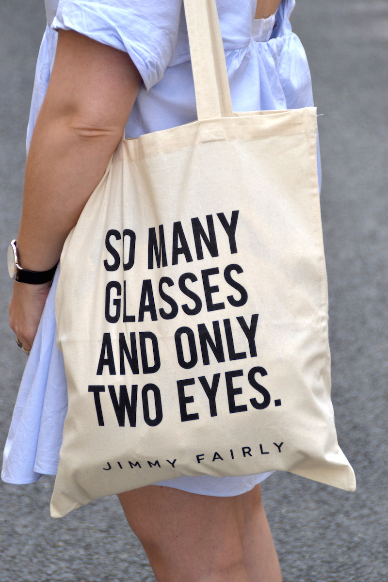 tote bag Jimmy Fairly