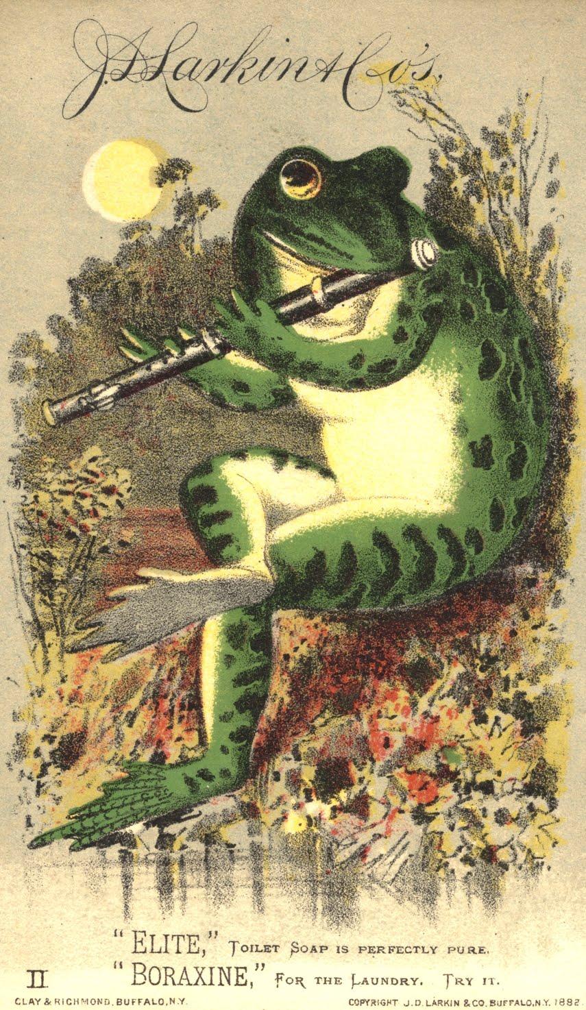 Vintage Frog 10