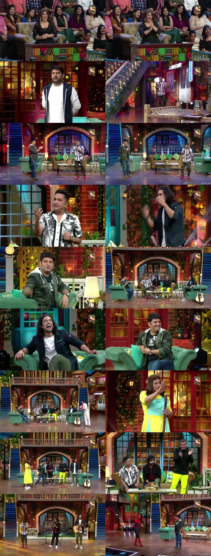 Screen Shot Of The Kapil Sharma Show 7th July 2019 Season 02 Episode 55 300MB Watch Online