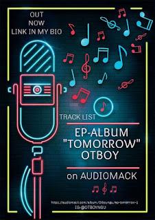 ALBUM : OTBOY -- TOMORROW EP
