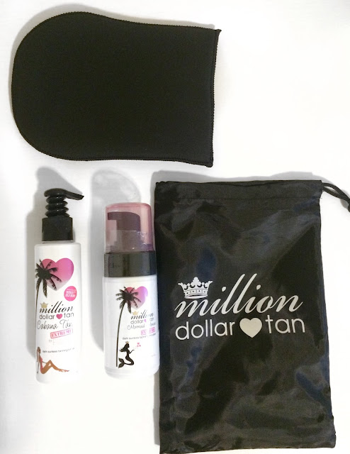 Get tan this winter: Million Dollar Tan review! Stay sunkissed during the winter months