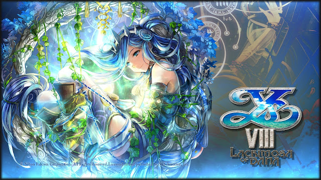 Ys Action-RPG
