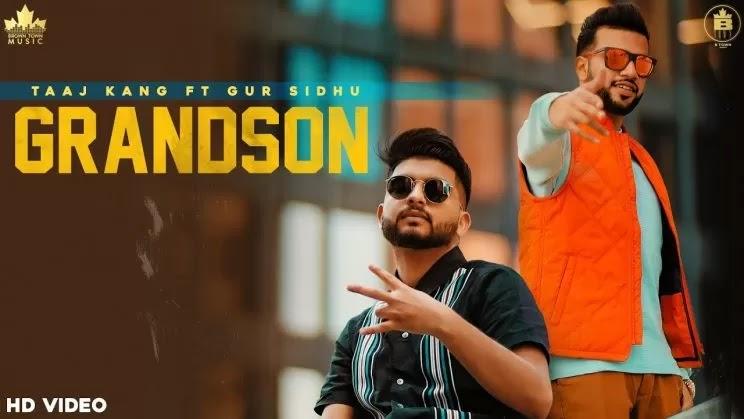 Grandson Lyrics in Hindi