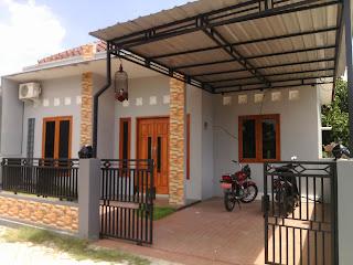 Jual Murah Rumah Baru Siap Huni Exclisive
