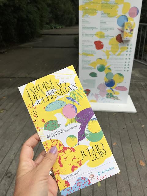 Jardins de Verão da Gulbenkian