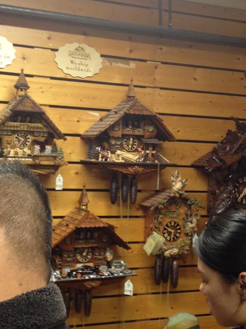 Cuckoo Clock museum