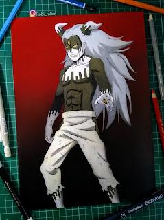MOMOSHIKI OTSUTSUKI - Naruto - FanArt - BlogFanArt