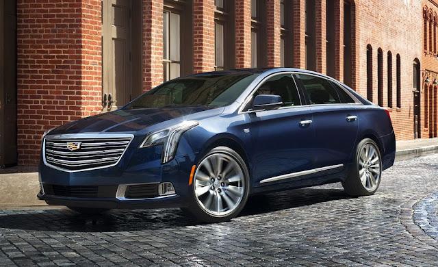 Cadillac XTS 2013-2019