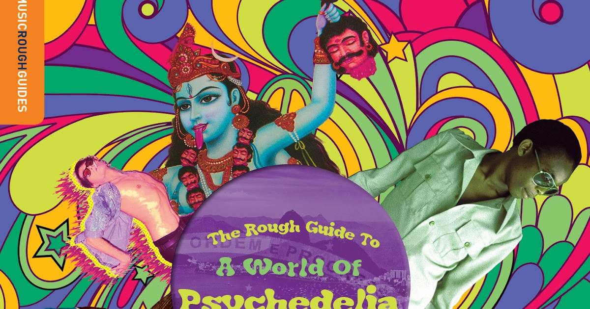 Global A Go Go The Rough Guide To A World Of Psychedelia
