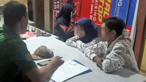 Sepasang remaja diduga mesum, diamankan Satpol PP