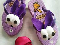 PROMO Sandal Karakter Anak - Sandal Rabbit Anak  0819 0476 0199