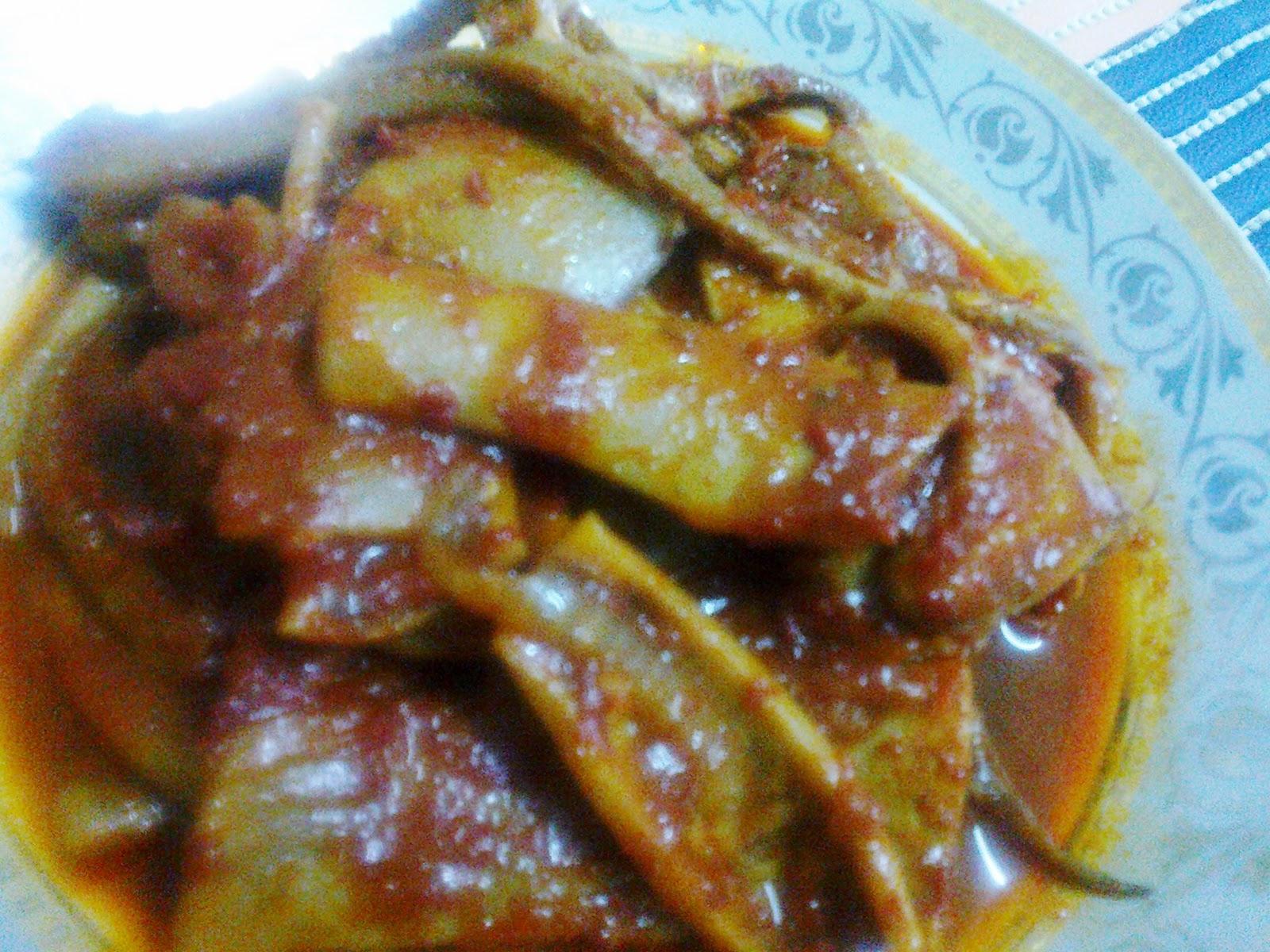 sambal tumis sotong kering   tips resep cara membuat