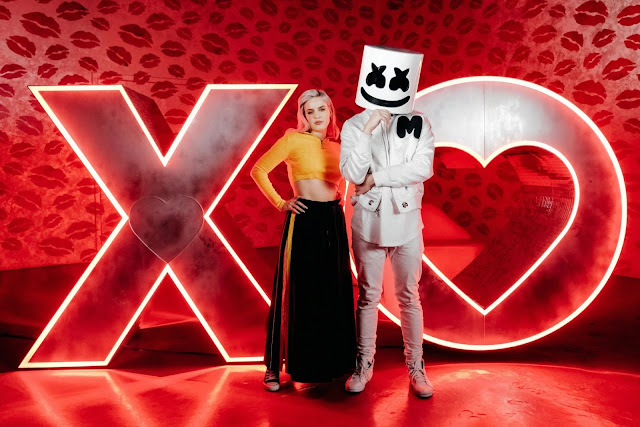 Top Hits con Marshmello y Anne-Marie