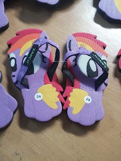 sandal kuda poni, jual sandal  kuda poni