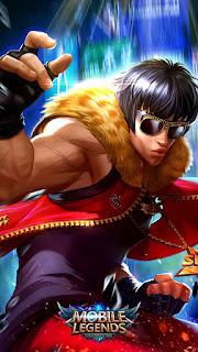 Chou Hip Hop Boy Heroes Fighter of Skins V2