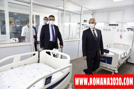 أخبار المغرب وزير الصحة يحذر من انتكاسة في حالة التراخي مع فيروس كورونا المستجد covid-19 corona virus كوفيد-19