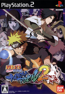 Naruto Shippuden - Narutimate Accel 2 (Japan) PS2 ISO