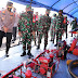Kapolda Sumsel dampingi Pangdam II/Sriwijaya Pimpin Apel LKO Karhutla
