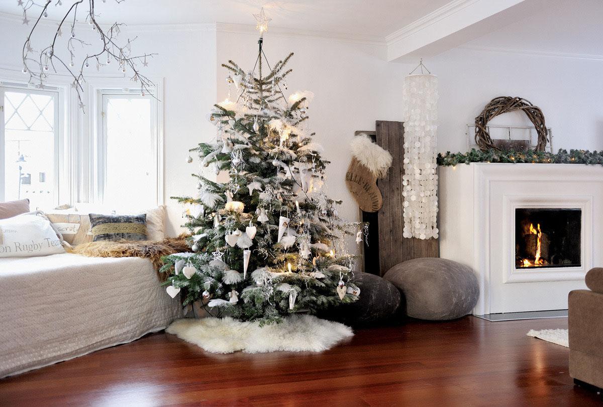 20%2BDIY%2BModern%2BChristmas%2BTree%2BDecorations%2Bfor%2BInspiring%2BWinter%2BHolidays%2B%252815%2529 20 DIY Trendy Christmas Tree Decorations for Inspiring Iciness Vacations Interior
