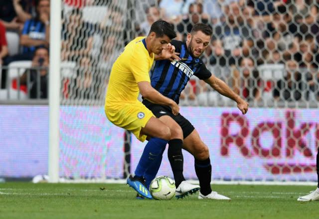 Video Chelsea - Inter: Rượt đuổi hấp dẫn, căng thẳng phạt đền