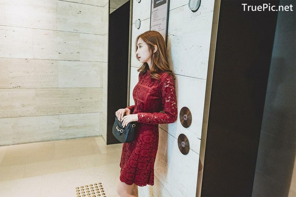 Image-Korean-Fashion-Model-Park-Soo-Yeon-Beautiful-Winter-Dress-Collection-TruePic.net- Picture-6