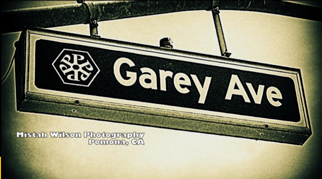 Garey Avenue, Pomona, California by Mistah Wilson