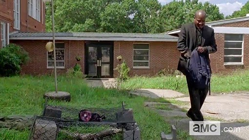 The Walking Dead Coda AMC 5x08