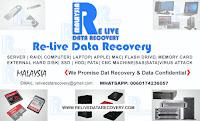 DATA RECOVERY MALACCA CITY MALAYSIA
