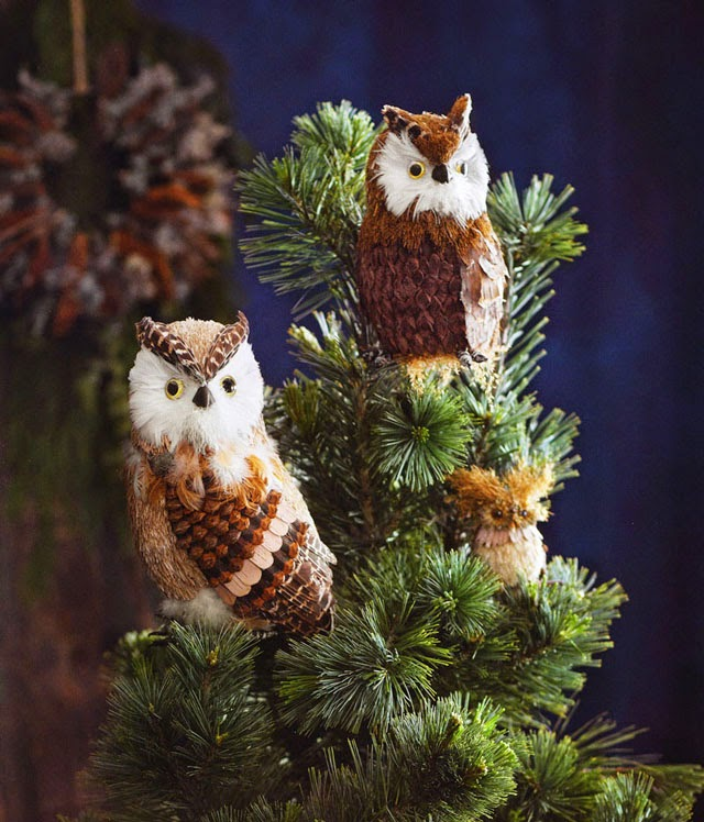 Barn Owl Christmas Tree Toppers - Barn Owl Tree Toppers ...