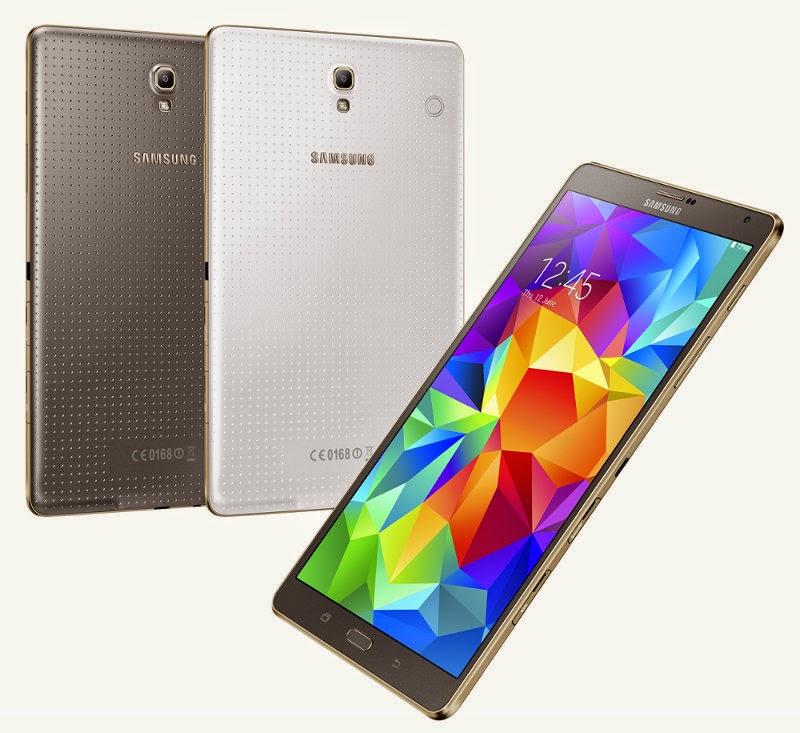 Harga Samsung Galaxy Tab S 8.4 Terbaru
