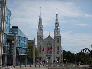 Catedral de Notre Damme Ottawa