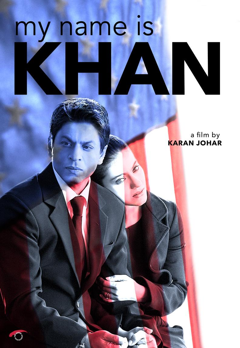 Poster Of Bollywood Movie My Name Is Khan (2010) 300MB Compressed Small Size Pc Movie Free Download worldfree4u.com