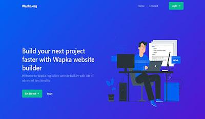 Create Wapka New Account