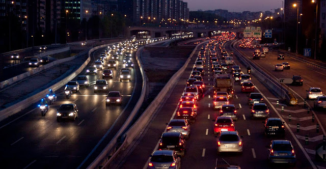 Commuter Traffic: Can Big Data solve the problem?
