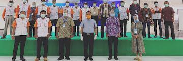 Wali Kota Tarakan Membuka Kegiatan Pembinaan dan Pembekalan Peserta Ujian Negara Amatir Radio