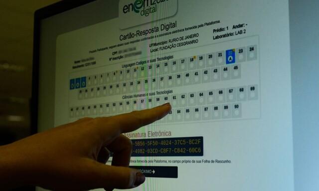 Enem Digital vai oferecer mais de 100 mil vagas