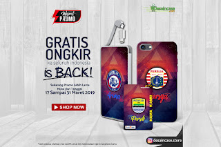 Download Stiker Promo Bulan Maret 2019