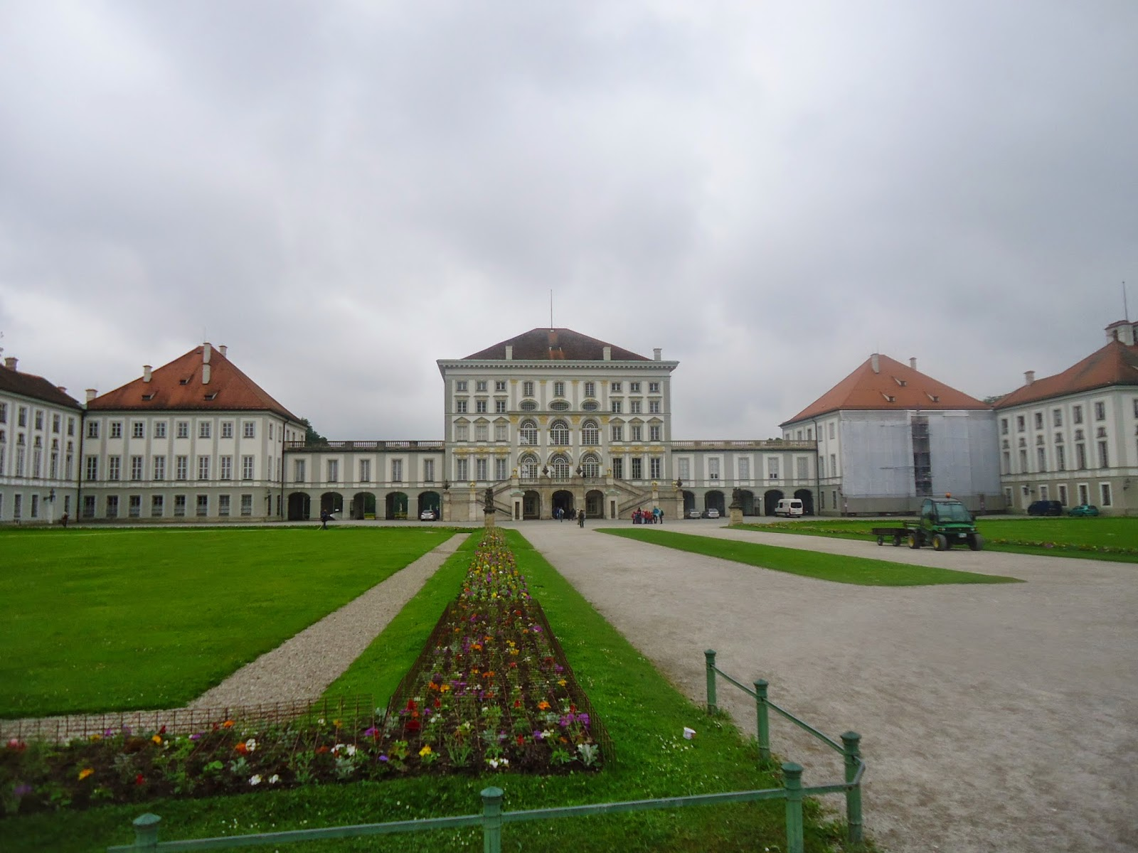 Nymphenburg Palace Munich Bavaria Germany Travel