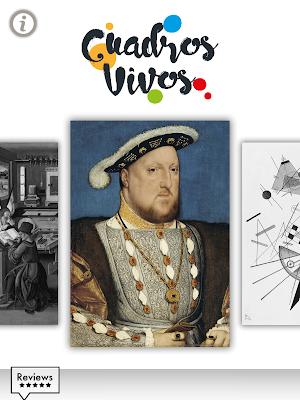 Cuadros Vivos: una app para aprender sobre arte