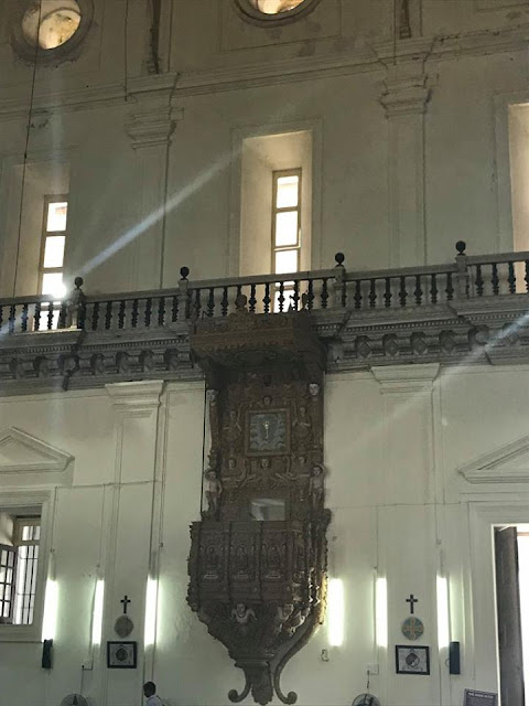 Image / Picture / Photo of Basilica of Bom Jesus in Goa