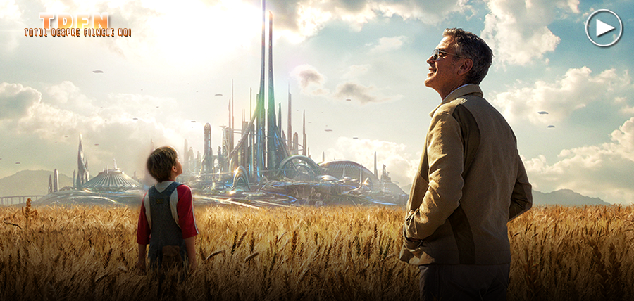George Clooney în noul trailer extins pentru filmul sci-fi Tomorrowland