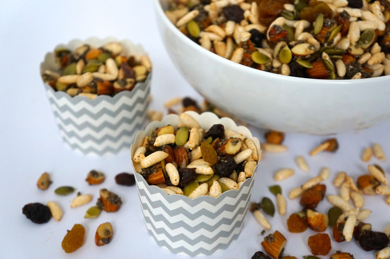 trail mix, recipe, super food, easy, healthy,