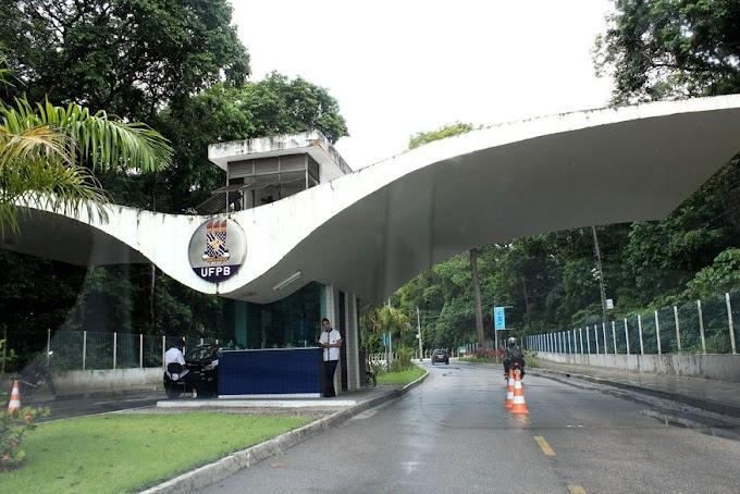 UFPB divulga resultado preliminar do concurso público de técnicos administrativos