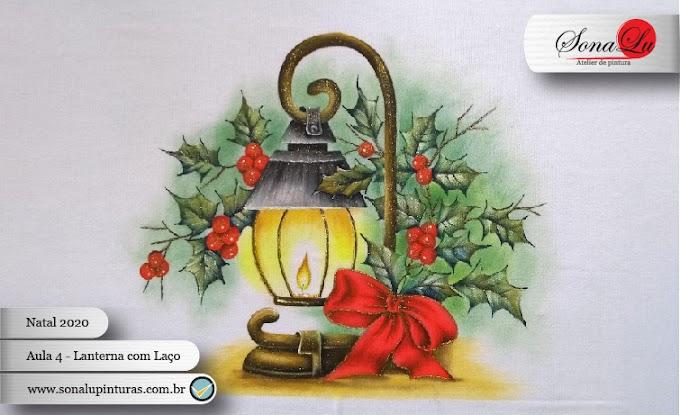 Natal 2020 - Aula 4 - Lanterna com Fita