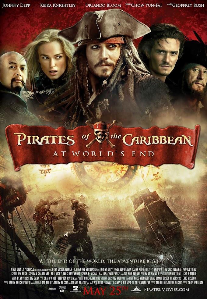 Pirates of the Caribbean 3 :  At World's End (2007) 1080p Kurdi