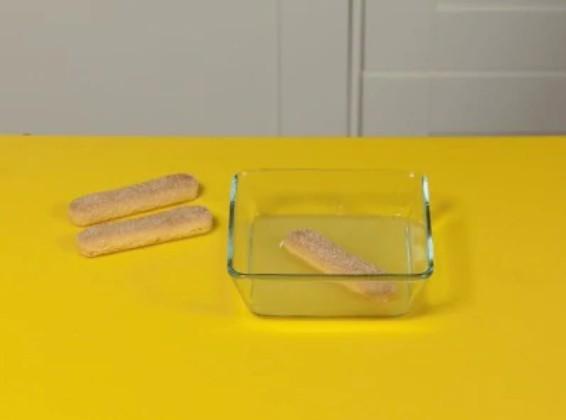 Limonlu Tiramisu hazırlanması 2