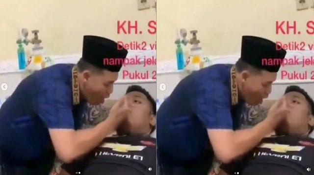 Viral Pria Nekat Hirup Napas Pasien COVID-19, Akhirnya Meninggal!