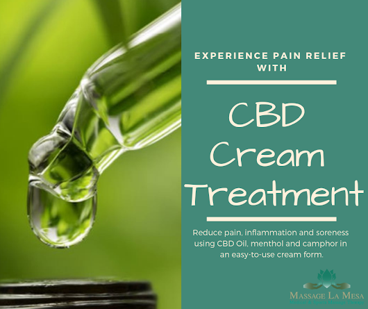 AN IN-DEPTH LOOK AT OUR HOLIDAY ADD-ONS: CBD CREAM TREATMENT